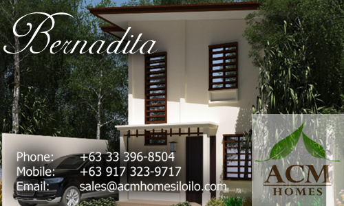 Salas Real Iloilo Bernadita Model House