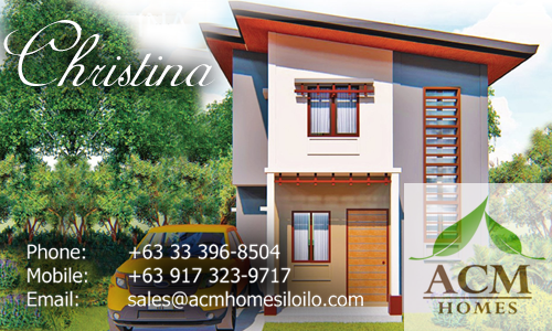 Salas Real Iloilo Christina Model House