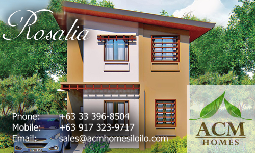 Salas Real Iloilo Rosalia Model House